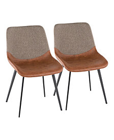 Outlaw Dining Chairs, Set of 2