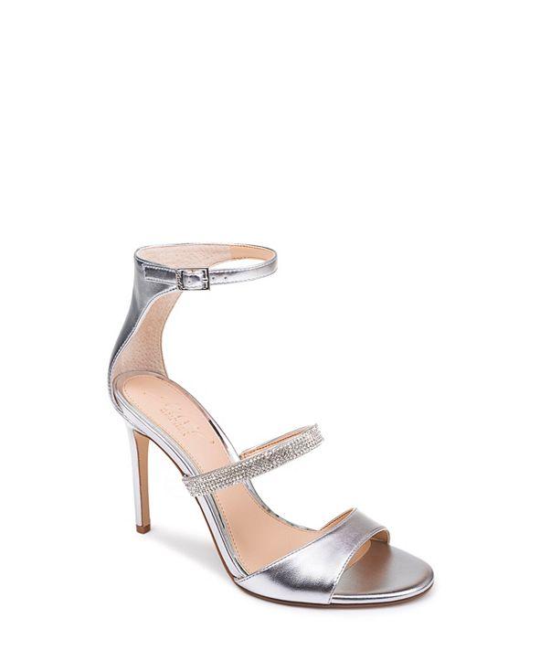 Jewel Badgley Mischka Rhianna II Evening Shoes