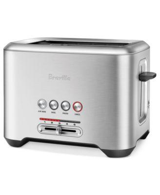 Breville BTA720XL Toaster, 2 Slice A Bit More