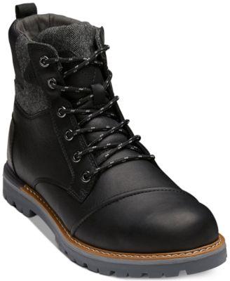 TOMS Men's Ashland Waterproof Boots
