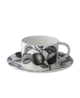 Olive Market Cup Saucer