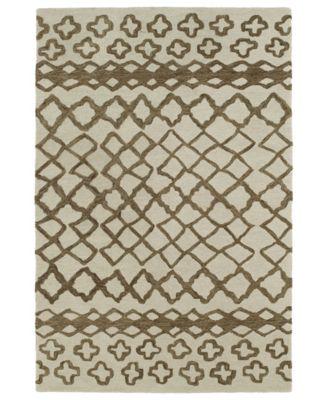 Casablanca CAS01-49 Brown 2' x 3' Area Rug