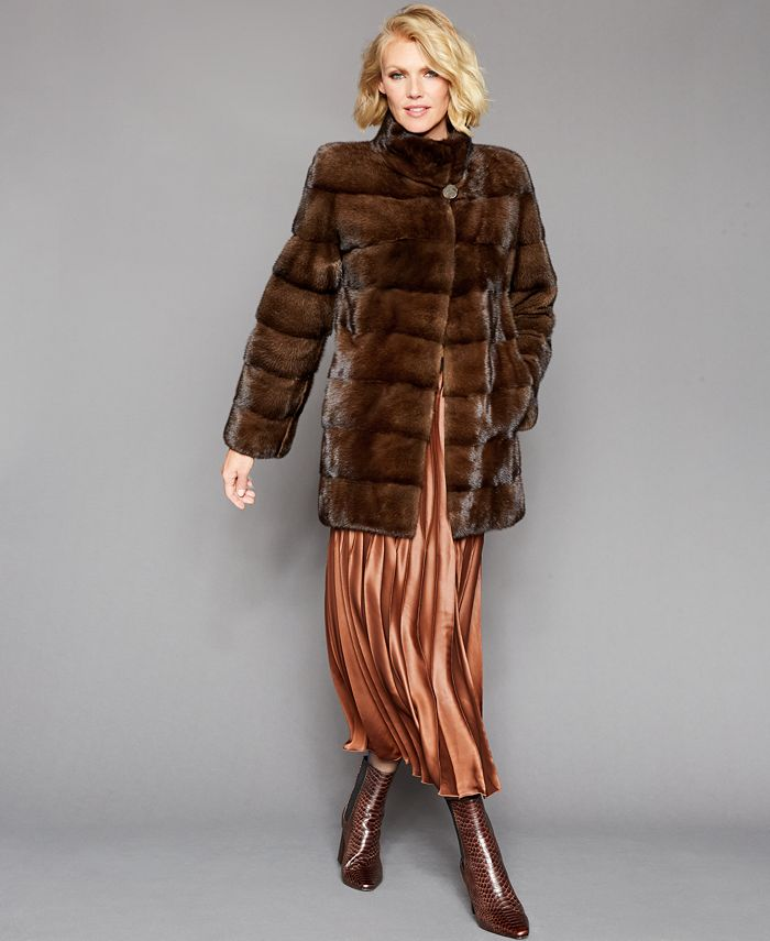 The Fur Vault - Mink-Fur Jacket