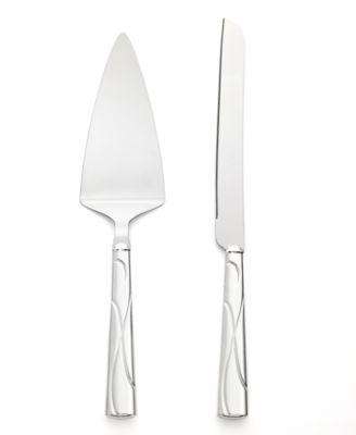 Lenox Serveware, Adorn Cake Knife & Server
