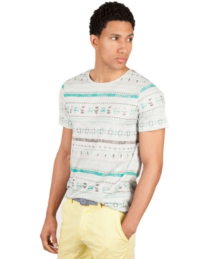 Marc Ecko Cut  Sew Shirts Short Sleeve Trippin Trocks Graphic T Shirt