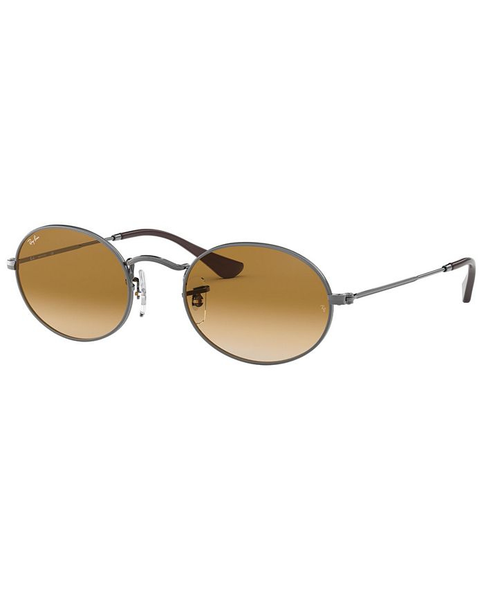Ray-Ban - Sunglasses, RB3547N 54 OVAL