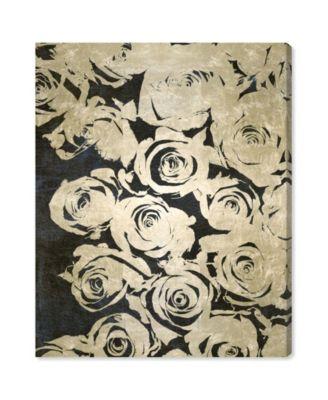 Dark Rose Canvas Art, 17