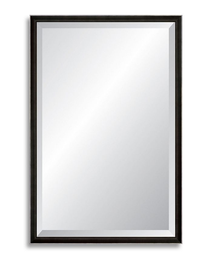 Reveal Frame & Décor - Main Line Pewter Beveled Wall Mirror