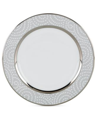 Lenox Pearl Beads Appetizer Plate