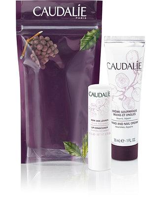 Caudalie 2-Pc. Hand Lip Winter Set