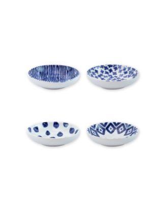 Santorini Assorted Condiment Bowls - Set of 4