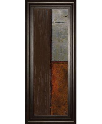 "Industry I by Holman Framed Print Wall Art, 18"" x 42"""