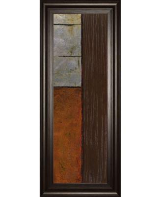 """Industry II by Holman Framed Print Wall Art, 18"""" x 42"""""""