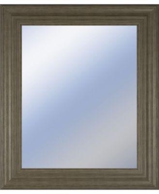 "Decorative Framed Wall Mirror, 22"" x 26"""