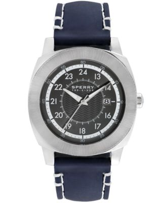 sperry top sider s chronograph mariner navy