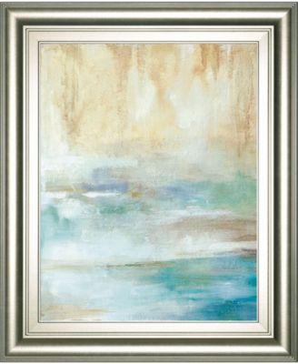 """Through The Mist I by Carol Robinson Framed Print Wall Art, 22"""" x 26"""""""