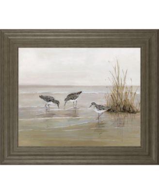 "Early Risers II by Sally Swatland Framed Print Wall Art, 22"" x 26"""