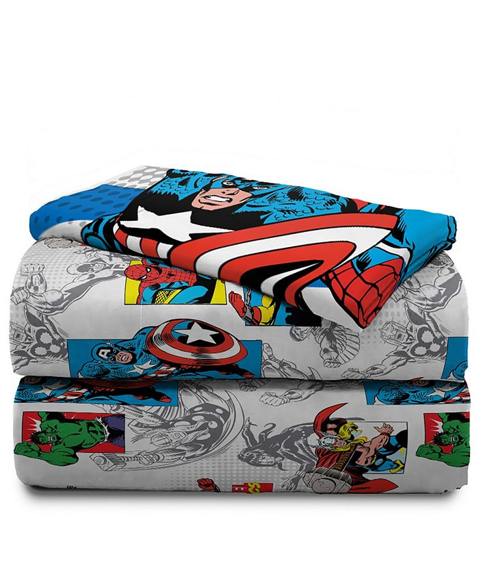 Marvel - Comics Good Guys Full Sheet Set