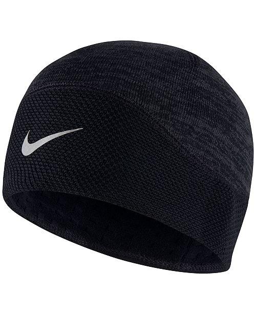 Nike Men's Running Beanie & Reviews - Hats, Gloves & Scarves ...