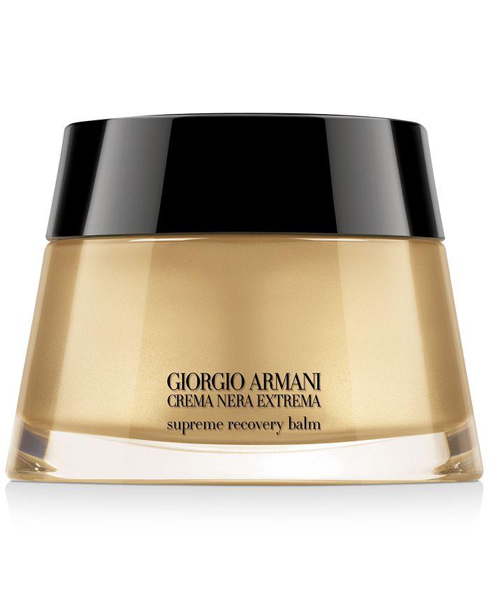 Giorgio Armani - Crema Nera Extrema Supreme Recovery Balm, 1.7-oz.
