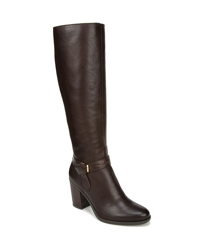 Naturalizer Kamora Wide Calf High Shaft Boots