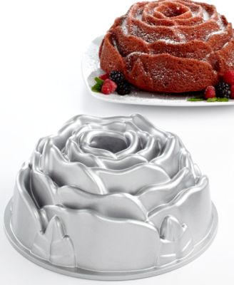 Nordicware Bundt Pan, Rose