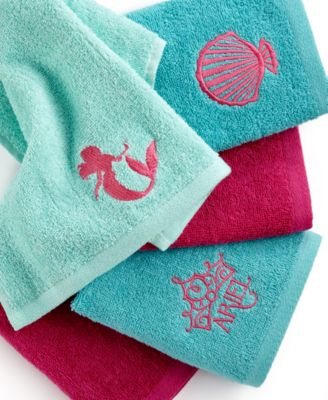 Disney Bath Accessories, Little Mermaid Shimmer and Gleam Shower