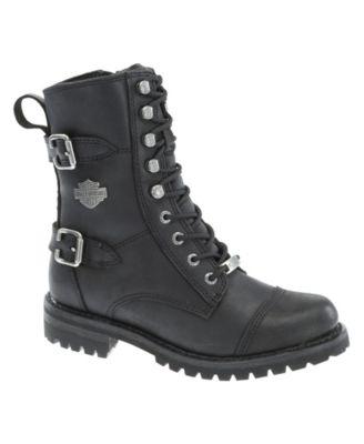 Balsa Motorcycle Lug Sole Boot