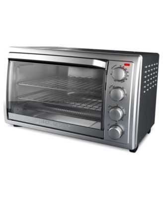 Black & Decker TO4313SSD Rotisserie Toaster Oven
