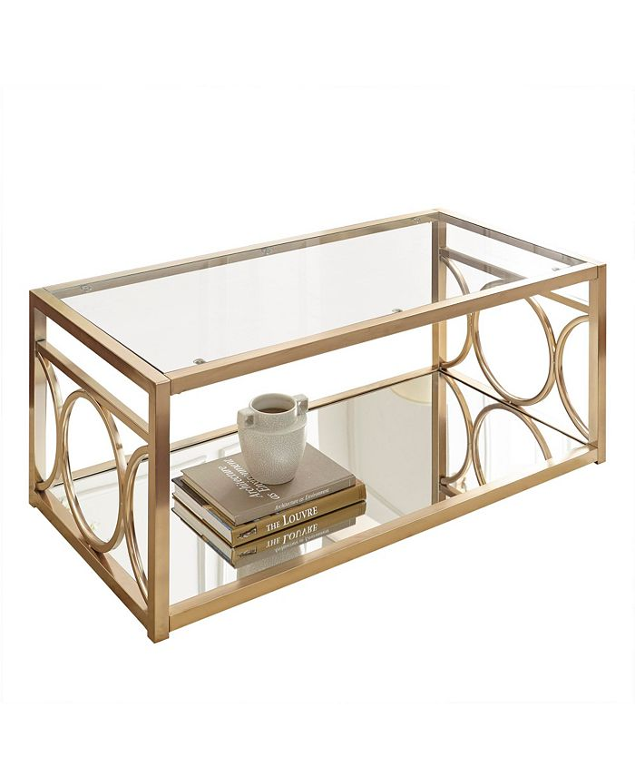 Furniture - Olina Cocktail Table, Quick Ship