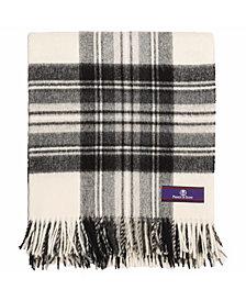 Prince of Scots Highland Tartan Tweed Throw