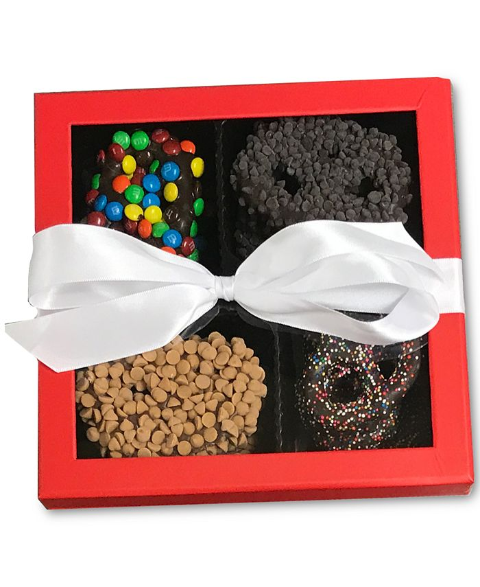 Chocolate Works - 13-Pc. Pretzels Gift Box