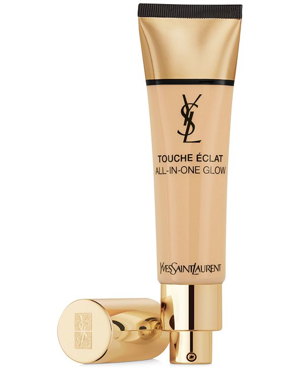 Yves Saint Laurent Touche Éclat All-In-One Glow Tinted Moisturizer, 1-oz.
