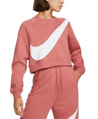 Sportswear Logo Fleece Sweatshirt