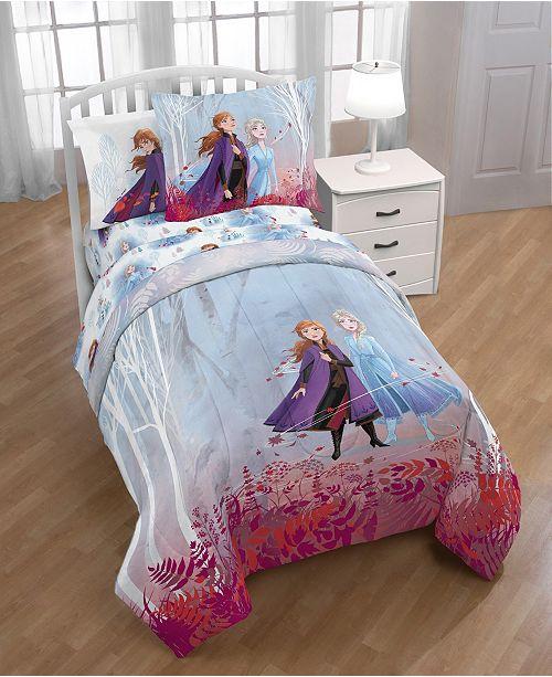 Disney Frozen Forest Spirit 8 Piece Full Comforter Set & Reviews