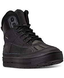 Nike Big Kids Woodside 2 High Top Boots from Finish Line