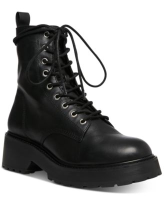 Tornado Lace-Up Combat Boots