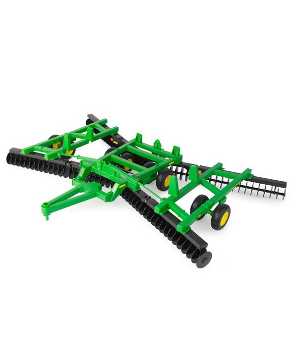 Tomy International Big Farm John Deere 1-16 Scale 637 Flex Fold Disk