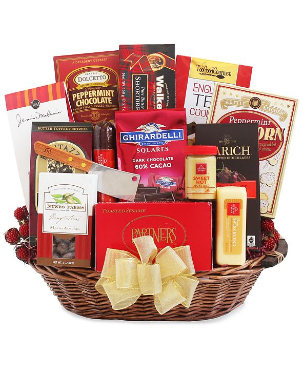 Hickory Farms Something For Everyone Gourmet Gift