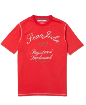 Sean John TShirt Back To The Future Short Sleeve TShirt