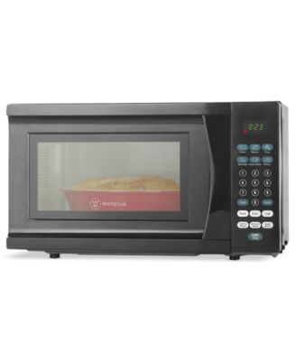 ... CMW100 Stainless Steel Microwave - Electrics - Kitchen - Macys
