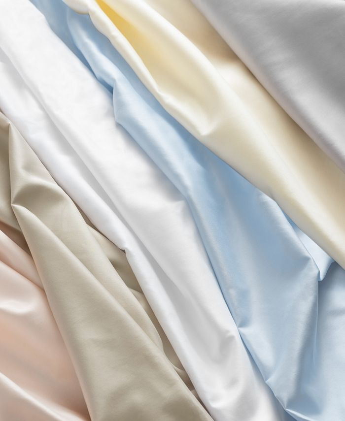 Welhome - The  Premium Cotton Sateen Queen Sheet Set