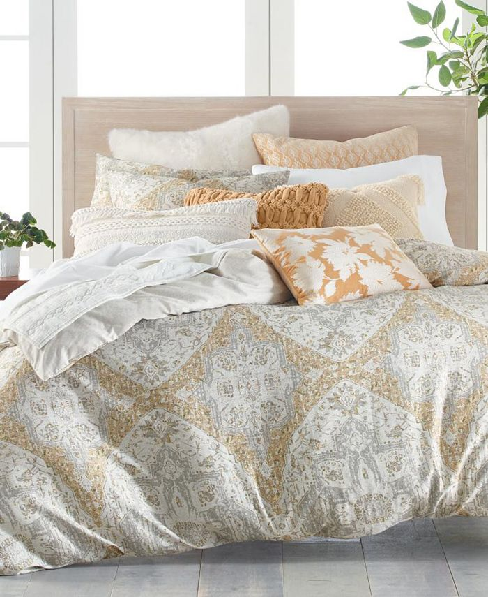 Lucky Brand - Tapestry Bedding Collection, Created for Macy's
