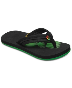 DC Shoes Kids Sandals Boys or Little Boys Central FlipFlops