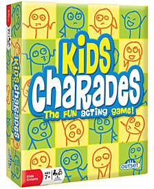 Outset Media Kids Charades - An Imaginative Classic Party Game for Young Children