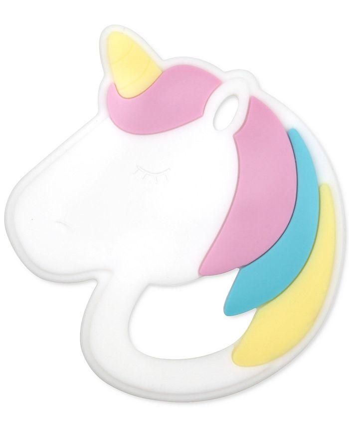 Bumkins - Unicorn Silicone Teether