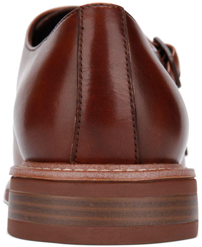 Kenneth Cole Reaction Men's Klay Flex Double Monk Strap Shoes & Reviews - All Men's Shoes - Men - Macy's