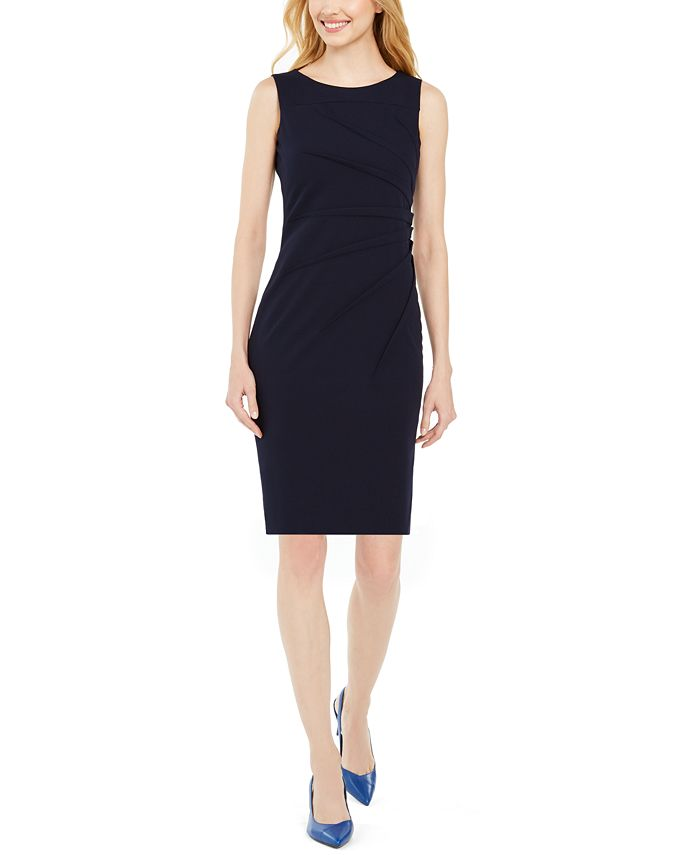 Calvin Klein - Petite Starburst Sheath Dress