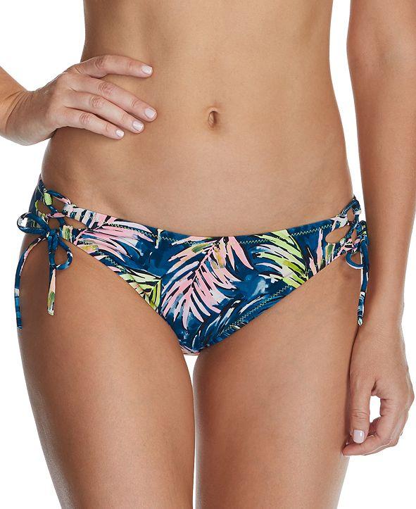 Raisins Juniors' Boracay Side-Tie Bikini Bottoms, Created for Macy's