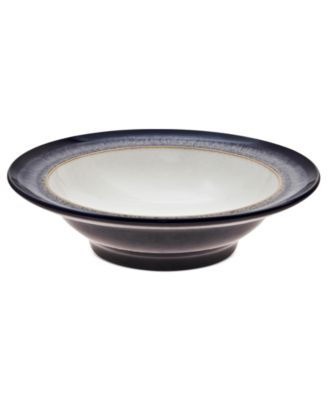 Denby Dinnerware, Heather Wide Rimmed Soup Bowl